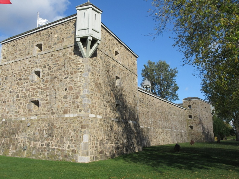 Chambly, Quebec: Chambly Fort.jpg