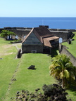 Basse-Terre, Guadeloupe, Fort Saint-Charles