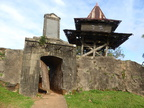 French Guiana, Cayenne, Fort Cépérou