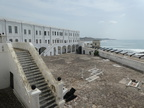 Cape Coast, Ghana, Cape Coast Castle