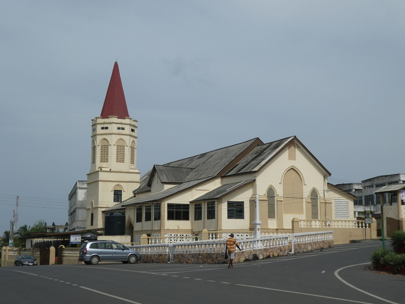 Cape Coast, Ghana, Christ Church (1).JPG