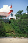 Tadoussac, Quebec, mission chapel