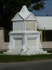 Monument to British Soldiers Fallen at Guadeloupe & Martinique in 1809-10
