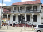 Paramaribo, House of the Moravian Community, Steenbakkerijstraat