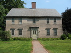 Deerfield, MA, David Saxton House