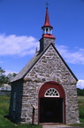 Isle-aux-Coudres, Chapelle Saint-Isidore
