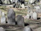Boston MA, Granary Burial Ground