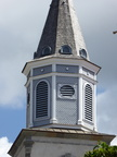 Basse-Terre, Campanile of the church of Guadeloupe