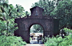 Goa, Arch of the Viceroys