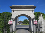 Kingston, Tête-de-Pont Barracks Gate