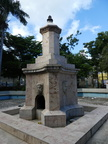 Cap-Haïtien, Fountain in Place Montarcher
