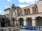 Cajamarca, Convent of Belén