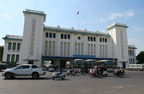 Phnom Penh, Central Railway Station