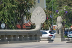 Phnom Penh, Treasury (Naga) Bridge