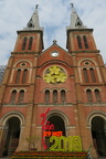 Saigon, Cathedral of Notre-Dame