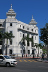 Rangoon, City Hall