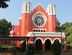Rangoon, Methodist English Church