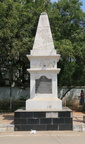 Pondicherry, Monument to William Stevens
