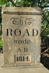 Colombo, Milestone on Galle Face