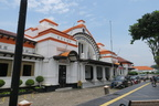 Batavia (Jakarta), Main Post & Telegraph Office