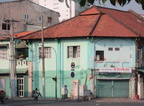 Saigon, Shophouses